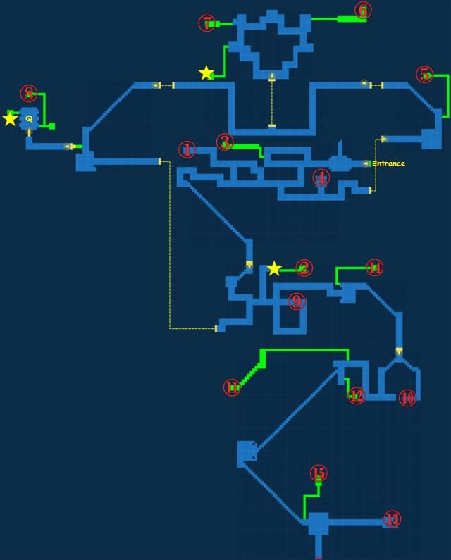 Lanzelt Ruins Exploration Final Fantasy Brave Exvius English Guide