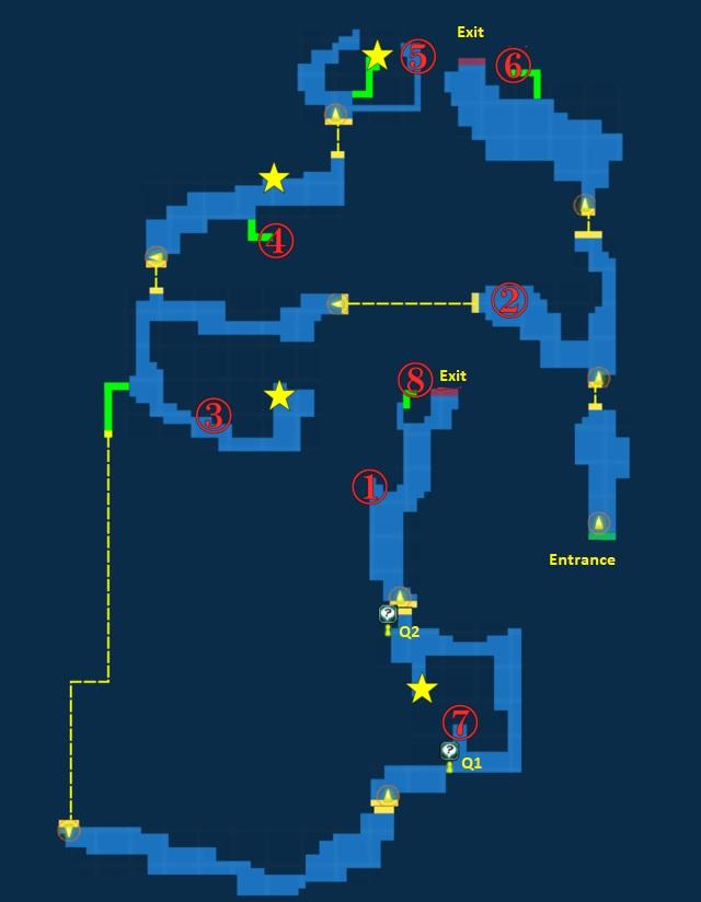 Sky Cave Exploration Final Fantasy Brave Exvius English Guide