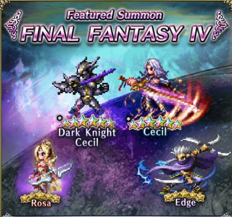 Genieße am niedrigsten Preis Sonderteil suchen New Allies – Final Fantasy IV Gang   Final Fantasy Brave ...